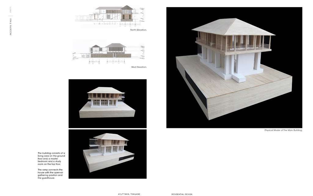 Modern Thai House PPantrakul